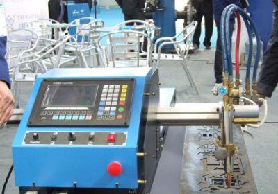 Gantry tipa dvostruki pogon CNC Plamen Plasma Cutting Machine u prodaji