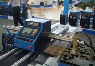 Prenosne mini prenosne CNC plazma rezači mašina za sečenje cijevi