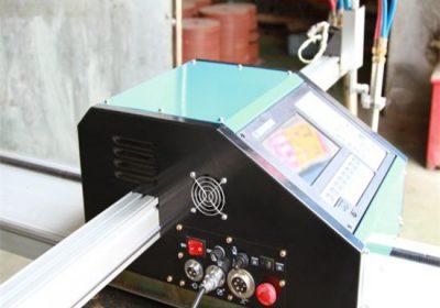 CNC prenosna mašina za sečenje plazme, Kiseonik goriva Cena metala za sečenje metala