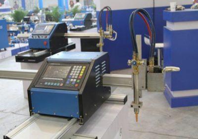 CNC mašina za sečenje metalne i metalne cijevi, sa plamenom rezanjem i bakljom za rezanje s oksidnim gorivom