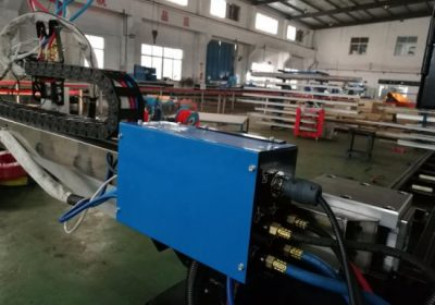 Gantry CNC plazma plazma rezana mašina cena
