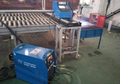 1300 * 2500 mm prenosna CNC plazma rezna mašina