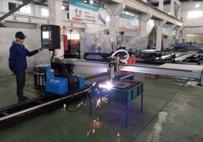 prenosna CNC plazma metalna rezna mašina