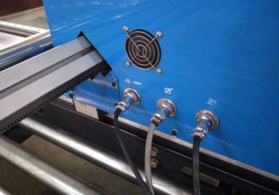 Gantry Tip CNC Plazma Mašina za sečenje, mašina za sečenje čelične ploče plazma rezač