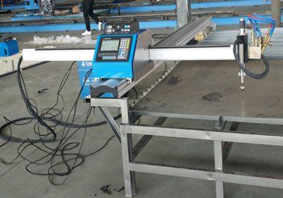 1560 CNC plazma rezana mašina Kina