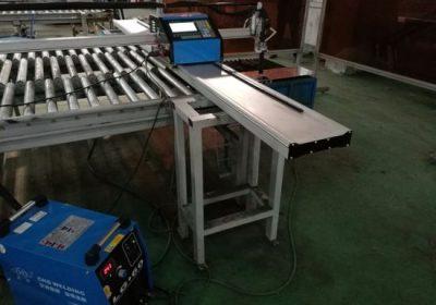 Hobi 1500 * 3000mm cevna CNC plazma rezna mašina